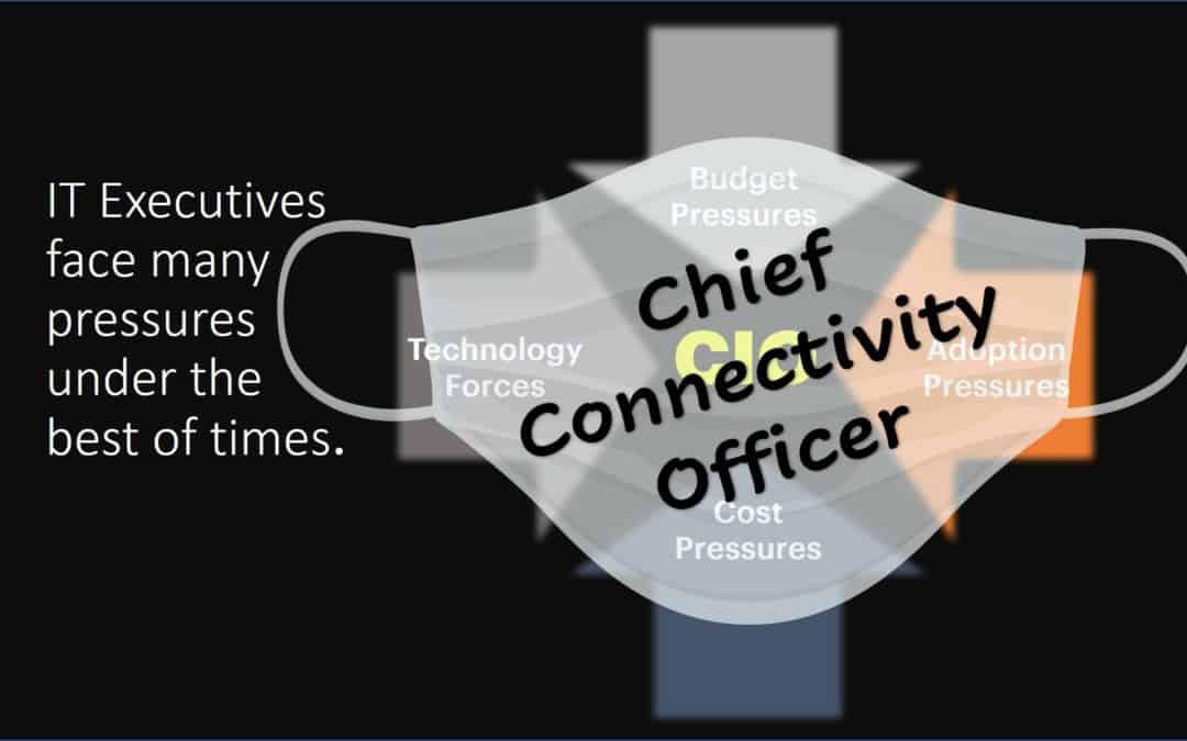 IT Executives Are Facing Unprecedented Times