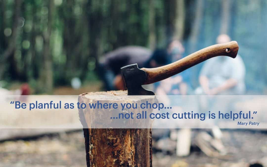 4 Steps to Safe Cost Cutting