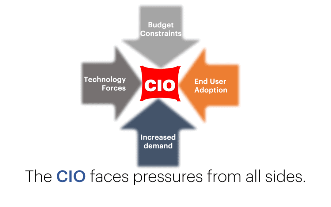The CIO Is A Big Job